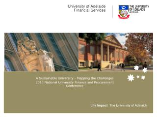 University of Adelaide Financial Services