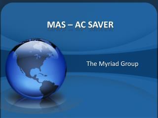 MAS – AC SAVER