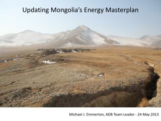 Updating Mongolia's Energy  Masterplan