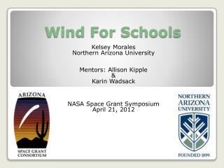 Wind For Schools