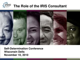 The Role of the IRIS Consultant