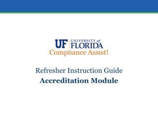 Compliance Assist!