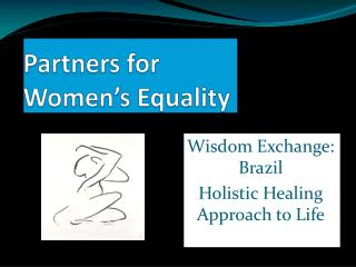 Partners for Women's Equality