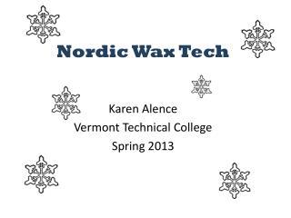 Nordic Wax Tech