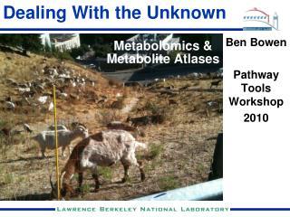 Metabolomics  & Metabolite  Atlases