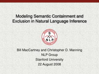 modeling semantic containment and exclusion in natural language inference