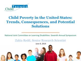 Child Poverty in the United States: Trends, Consequences, and Potential Solutions