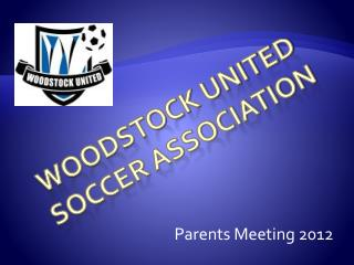 Woodstock United Soccer Association