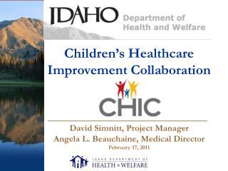 Children's Healthcare Improvement Collaboration