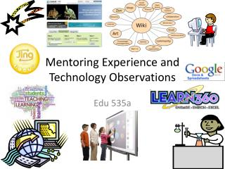 Mentoring Experience and Technology Observations