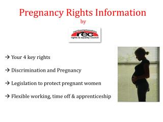 Pregnancy Rights Information by