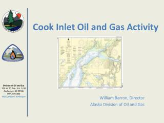 Cook Inlet Oil and Gas Activity