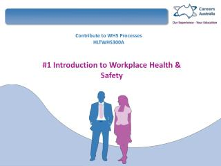 Contribute to WHS Processes HLTWHS300A