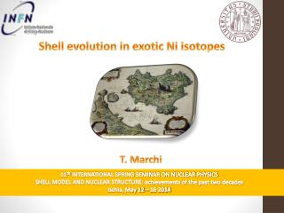 Shell evolution in exotic Ni isotopes