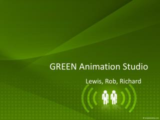 GREEN Animation Studio