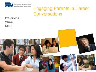 Engaging Parents in Career Conversations