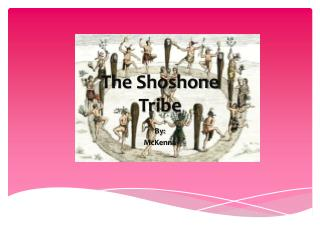 The Shoshone Tribe