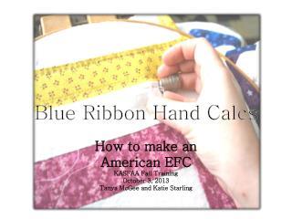 Blue Ribbon Hand  Calcs