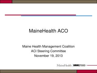MaineHealth ACO
