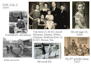 DOB: July 2, 1924