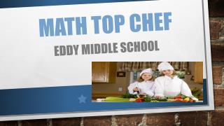Math Top chef