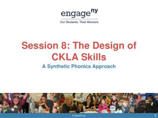 Session 8: The Design of CKLA Skills