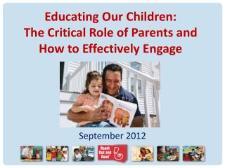 Educating Our Children: The Critical Role of Parents and How to Effectively Engage