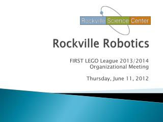 Rockville  Robotics