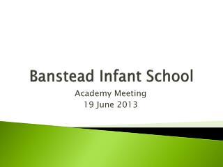 Banstead Infant School