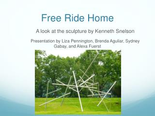 Free Ride Home