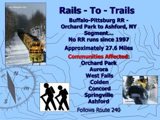 Rails - To - Trails