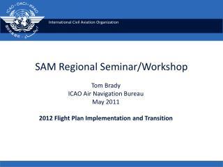SAM Regional Seminar/Workshop