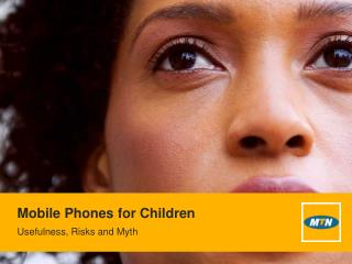 Mobile Phones for Children