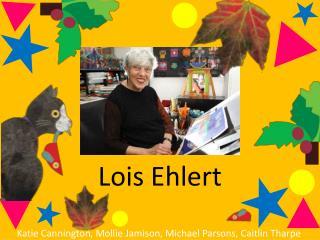 Lois  Ehlert