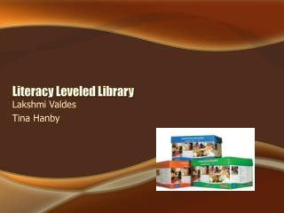 Literacy Leveled Library