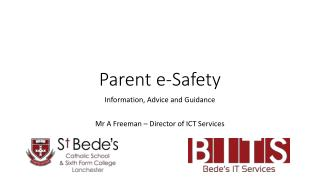 Parent e-Safety
