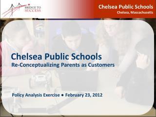 Chelsea Public Schools