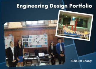 Engineering Design Portfolio