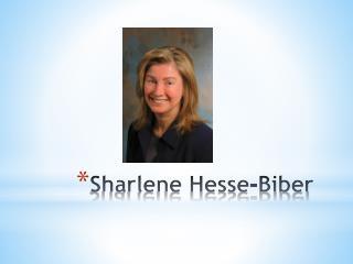 Sharlene Hesse-Biber