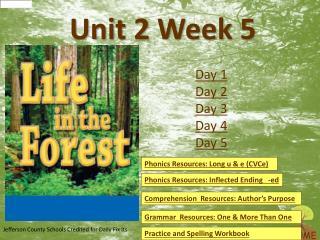 Unit 2 Week 5