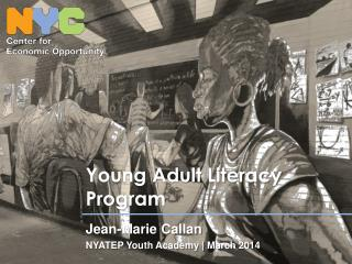 Young Adult Literacy Program