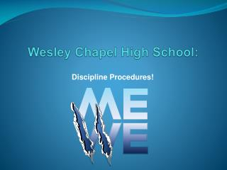 Wesley Chapel High School: