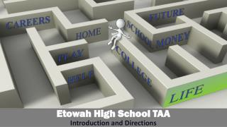 Etowah High School TAA