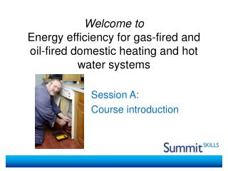 Welcome to Energy efficiency for gas-fired and oil-fired domestic heating and hot water systems