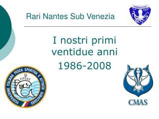 rari nantes sub venezia