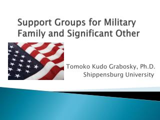 Support  Groups for Military Family and Significant Other