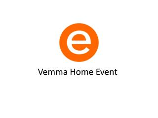 Vemma Home Event