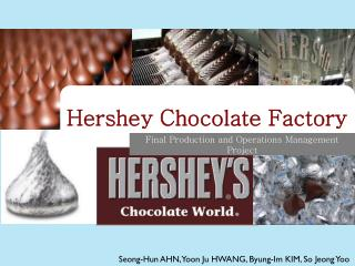 Hershey Chocolate Factory