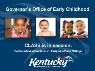 Governor's Office of Early Childhood
