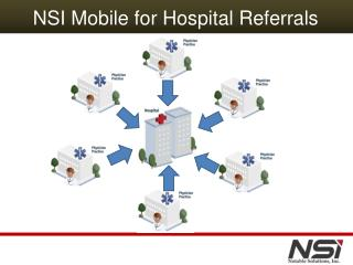 NSI Mobile for Hospital Referrals